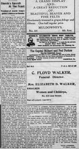 12/31/1902: President Glueck's address from the Chanuka celebration captures the community's mindset remarkably.