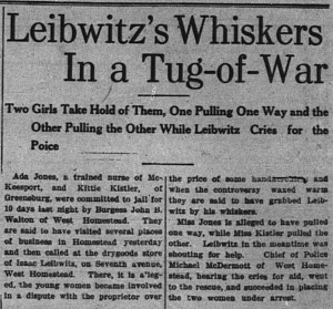7/21: Leibwitz's Whiskers