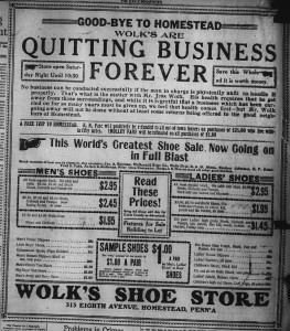 3/24: Wolk Quitting Business Forever