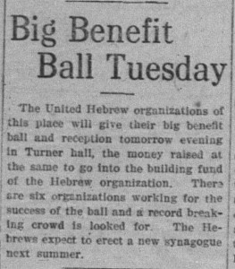 1/22: Big Benefit Ball Tuesday