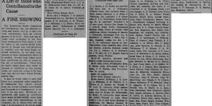2/1/1916:  Jewish Relief Report