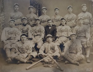 An undated picture of the Fogels I found in the Carnegie Library of Homestead.