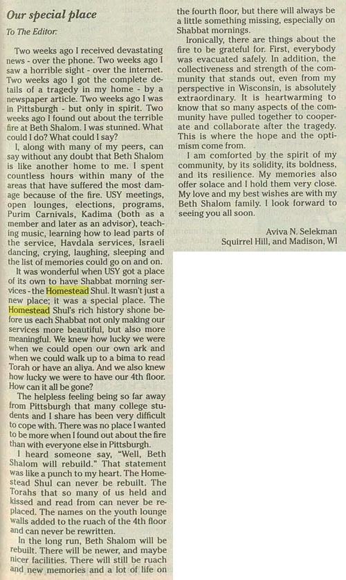 The Jewish Chronicle, 10/24/1996, p. 9
