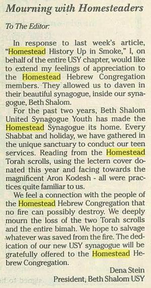 The Jewish Chronicle, 10/31/1996, p. 9