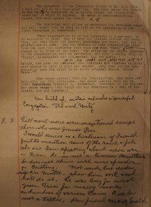 Third page of the typed version