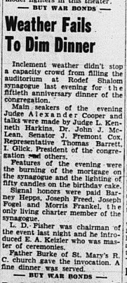 The Messenger, 3/20/1944
