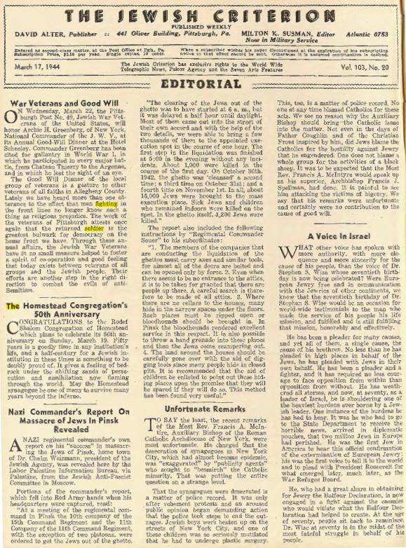The Jewish Criterion, 3/17/1944, p. 6