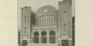 Homestead Will Dedicate Its New Synagogue, The Jewish Criterion, 9/4/1914