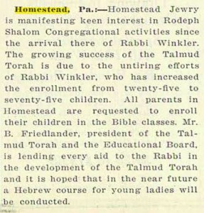 The Criterion, 8/5/1921, p. 23