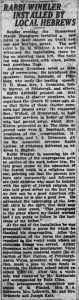 The Messenger, 8/29/1921, p. 1
