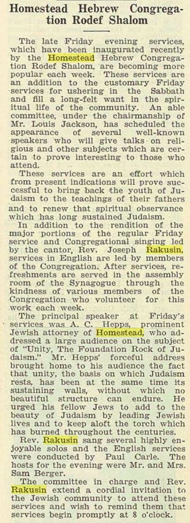 The Jewish Criterion, 2/13/1931, p. 24