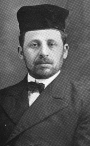 Rabbi Herman Levendorf (source)