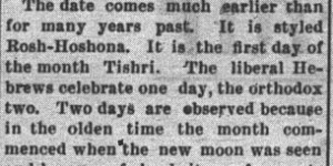 The Homestead News, 9/11/1893, p. 1