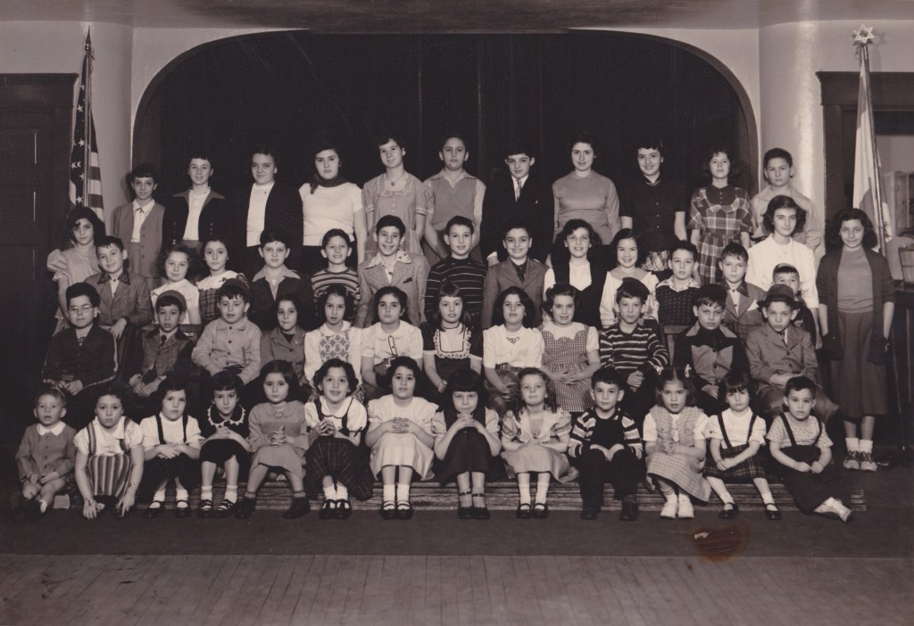 Homestead Hebrew Sunday School, c. 1950