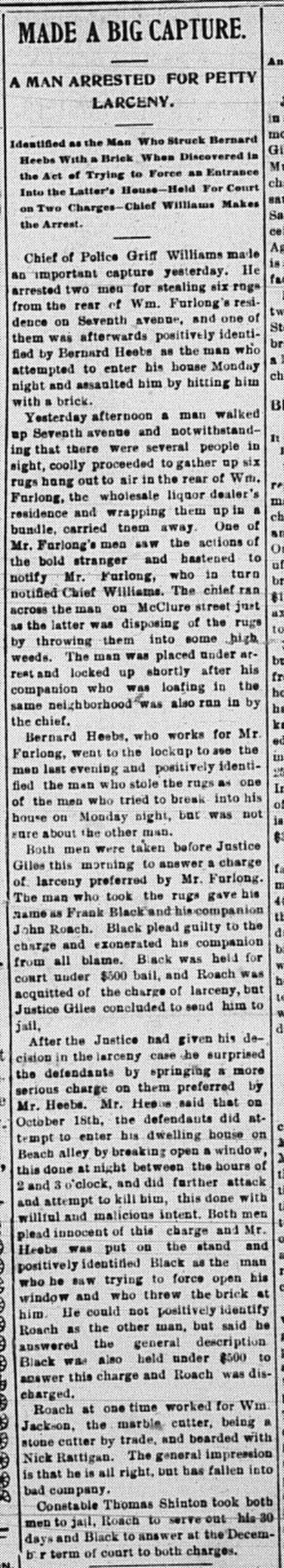18981020 bernhardt robbery