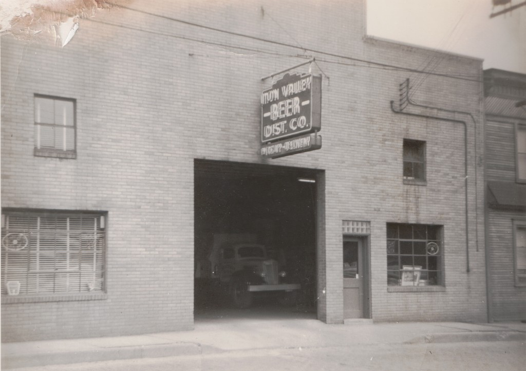 Jacob Hepps' Mon Valley Beer Distributing Company (date unknown)