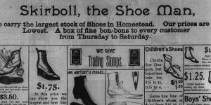 18971220 skirboll ad clip