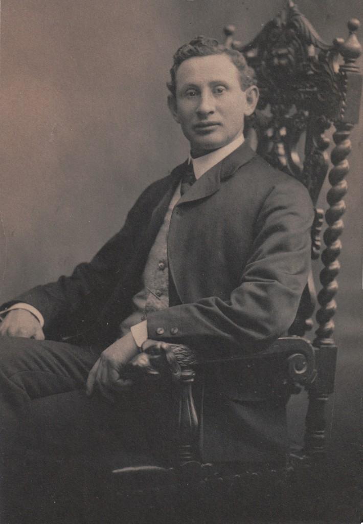 Ignatz Grossman, c. 1905