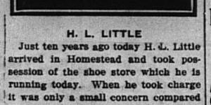7/20/1915:  H.L. Little