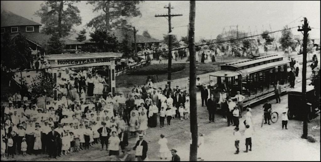 Homestead Park, c. 1913